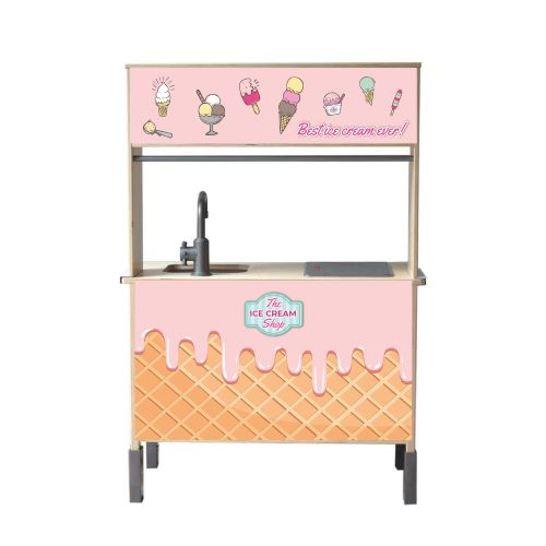 keuken ice cream