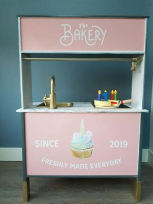 keuken sticker bakery
