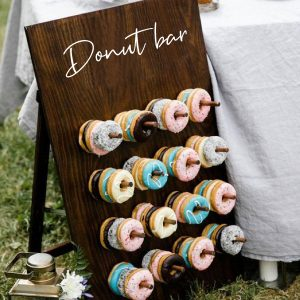 donut bar sticker