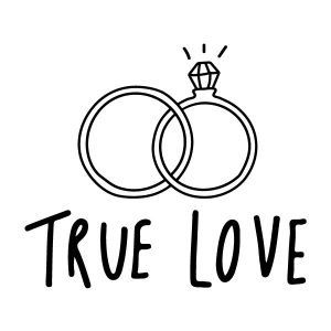 True love strijkapplicatie