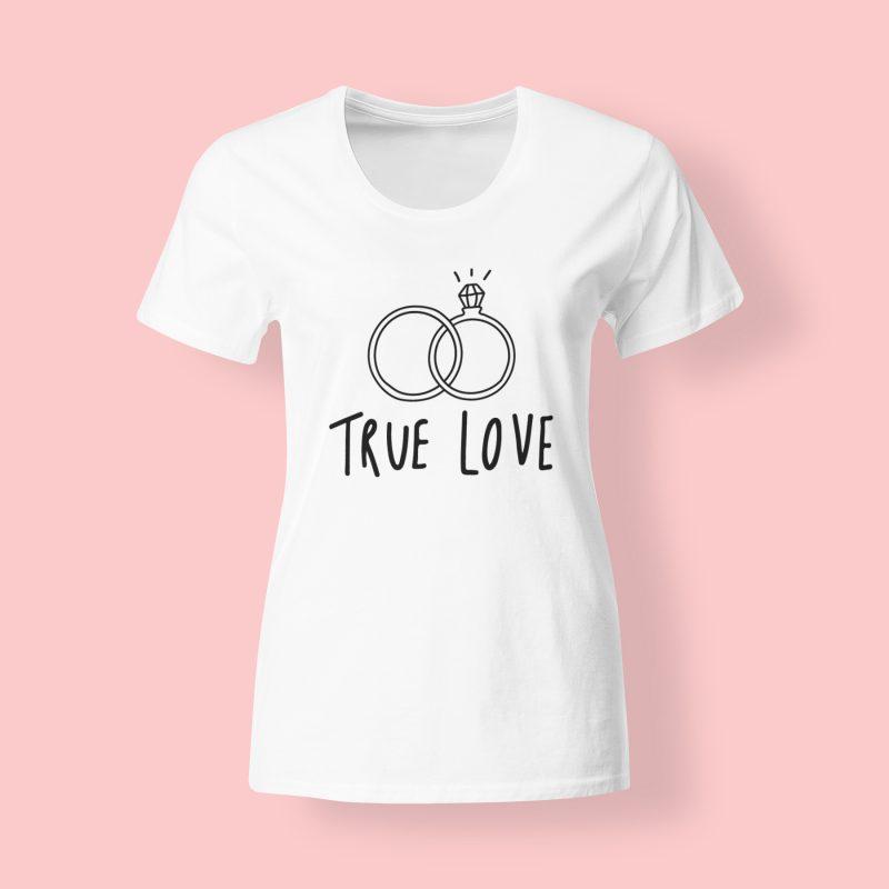 True love strijkapplicatie
