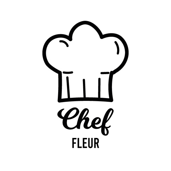 Chef naam sticker