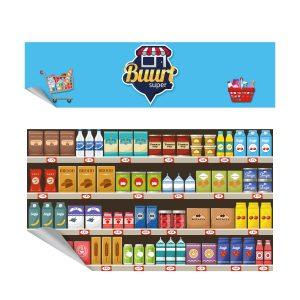 Supermarkt set