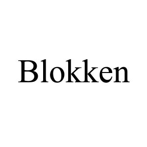 Blokken sticker