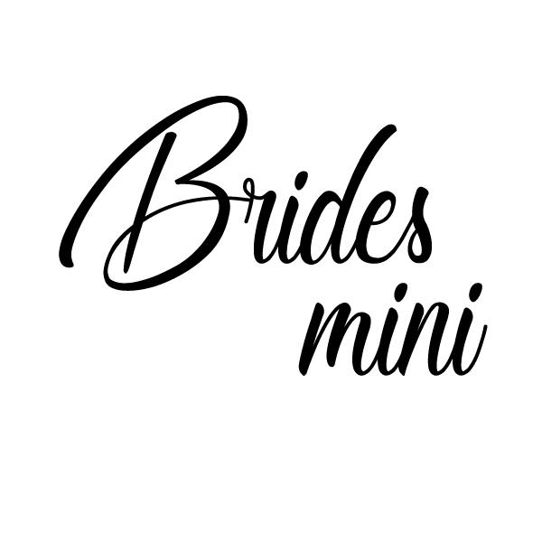 Brides mini strijkappli