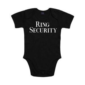 Ring security romper