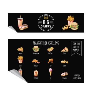 big snacks keukensticker