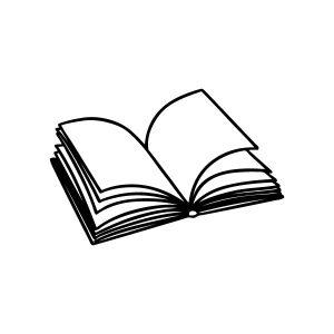 Boeken opruimsticker